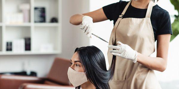 La moda de peluqueros a domicilio Madrid
