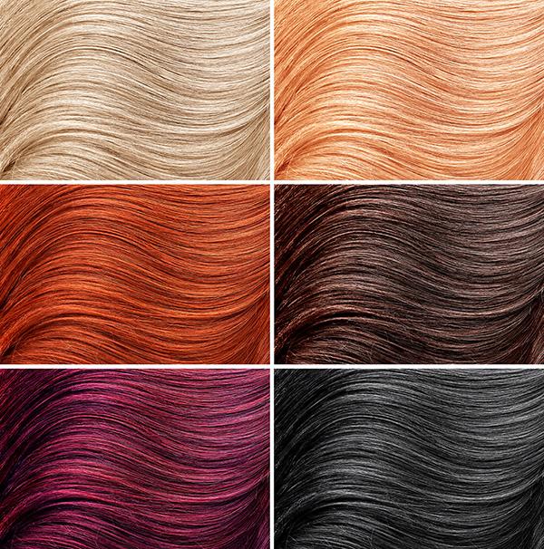 Tendencias colores tinte de pelo verano